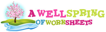 A Wellspring of Worksheets Logo