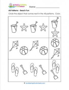 ab pattern kindergarten worksheets aabb worksheet patternsaabb pattern worksheets for. Black Bedroom Furniture Sets. Home Design Ideas