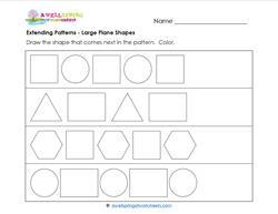 extending patterns large plane shapes a wellspring. Black Bedroom Furniture Sets. Home Design Ideas