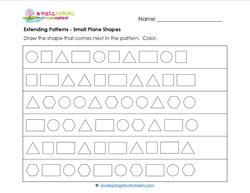 extending patterns small plane shapes a wellspring. Black Bedroom Furniture Sets. Home Design Ideas