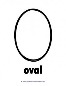 plane shape - oval - bw