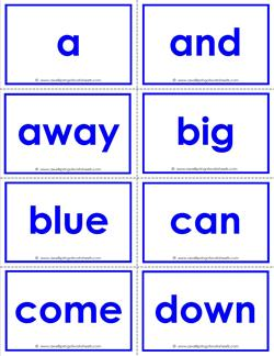 image about Printable Sight Word Flash Cards named Worksheets via Make a difference A Wellspring of Worksheets