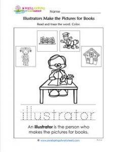 Illustrators Make Pictures