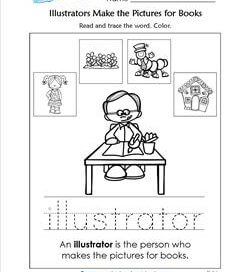 Illustrators Make Pictures