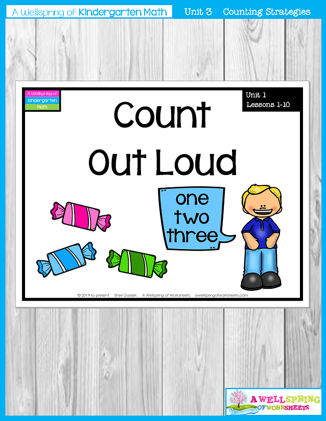 Kindergarten Math Curriculum | Numbers 11-20 | Counting Strategies